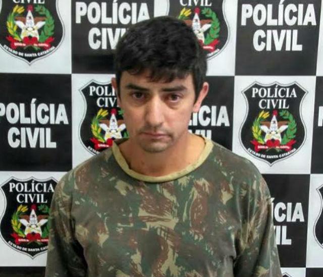 SBC do Sul - Assaltante que aterrorizou família de advogado de Mafra ... 23bfb7ebd5
